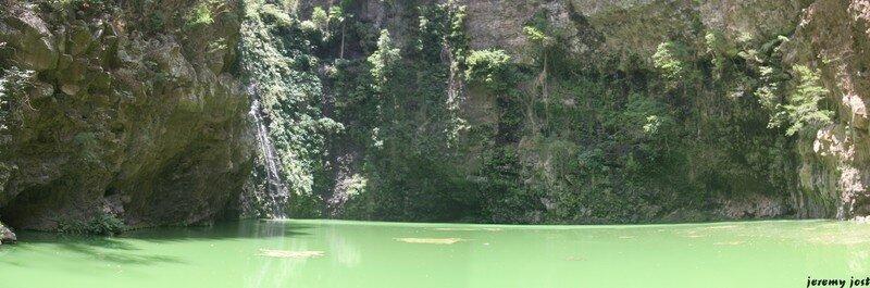 Ravine Bernica , île de la Réunion