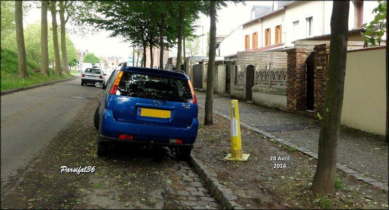 08a - Rue Jacqueline Auriol - Rouen