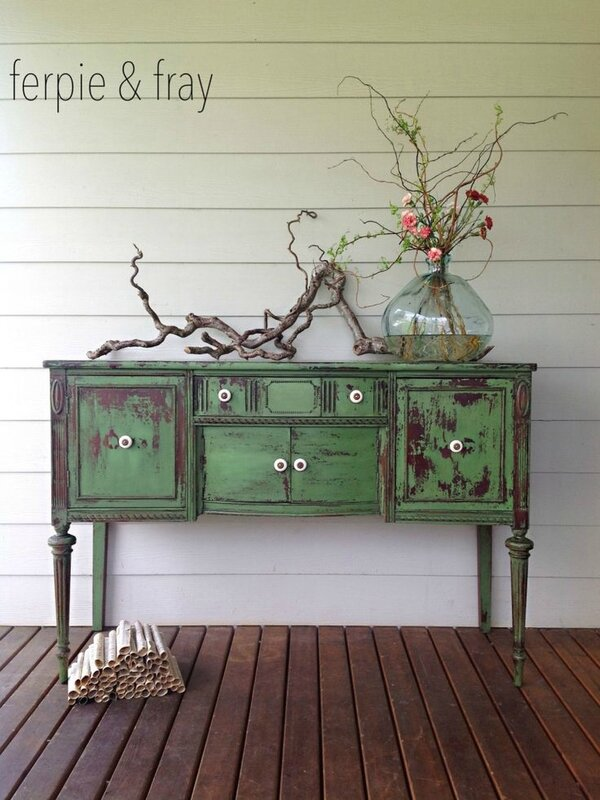 4a4df92d874c9e28f7b49144e4a0c6ae--painted-buffet-painting-furniture
