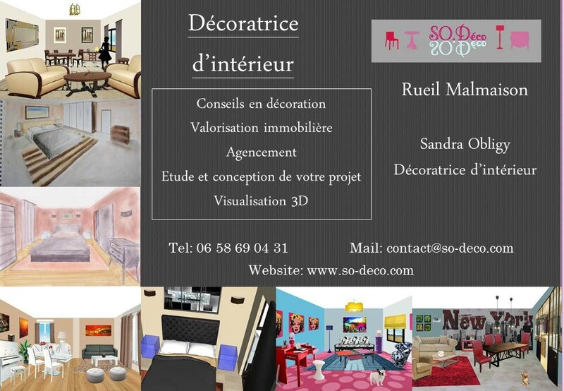 So d co - Decoratrice d interieur aurelie hemar ...