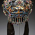 Wedding headdress, 19th century