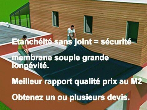 Entreprise Societes D Etancheite Devis Travaux Meilleur Prix Au M
