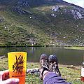 Jénorme au lac d'Ansabère (64)