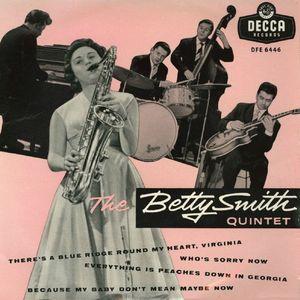 Betty Smith Quintet - 1957 - Betty Smith Quintet (Decca)