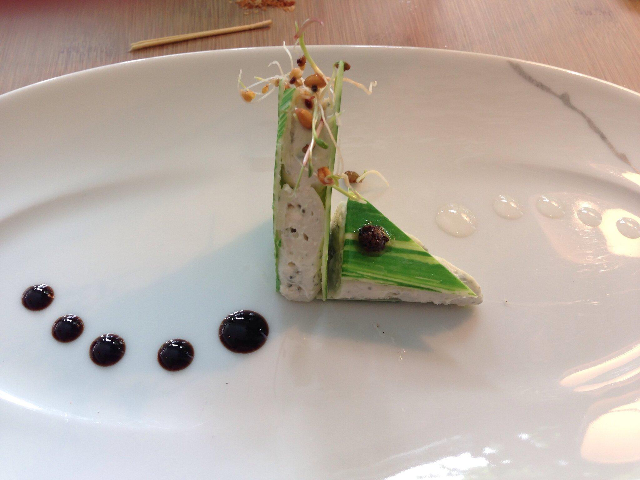 """Déjeuner à """"La Mare aux Oiseaux """""""