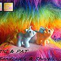 TIC & PAT Sandcastle & Shovels