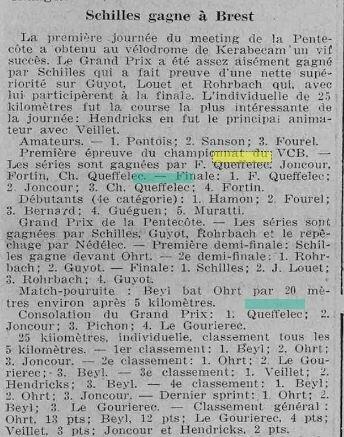 1923 le 1er juin L'ouest en plein air_2