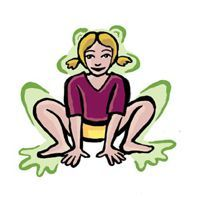 grenouille---Yoga
