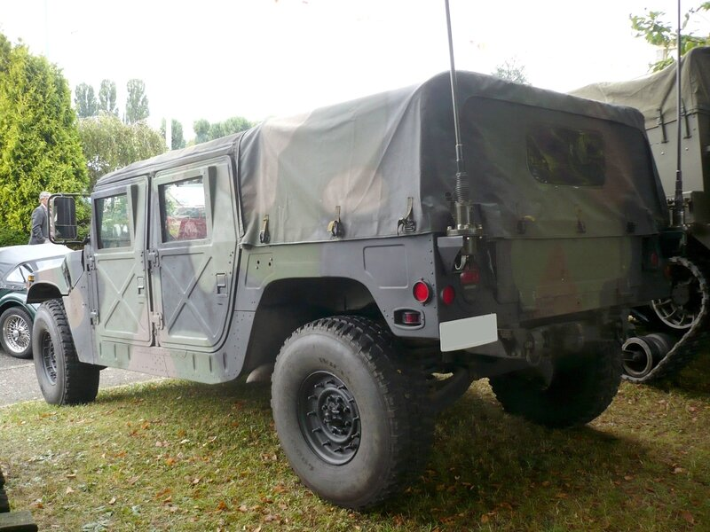 HUMMER H1 militaire 1986 Créhange (2)
