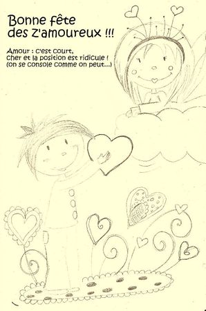 st valentin texte