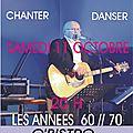 Chanter, danser à la brasserie o'bistro de nogent-le-roi, le samedi 11 octobre, à 20h