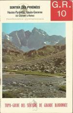 Topo-guide Hautes Pyrénées, Haute Garonne (de Gourette à Melles