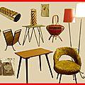 Accessoires de decoration vintage