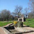 Beaune-d'allier, fontaine saint-aignan