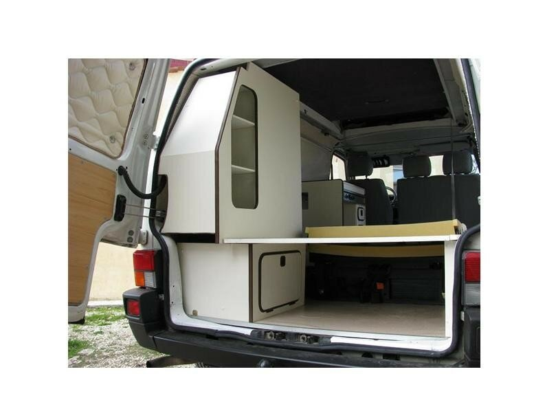 Vos R 233 Alisations D Am 233 Nagement T4 Camping Car