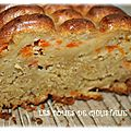 Cake aux pommes et sucrine du berry (thermomix ou pas )