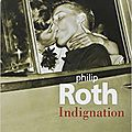 Indignation ---- philip roth