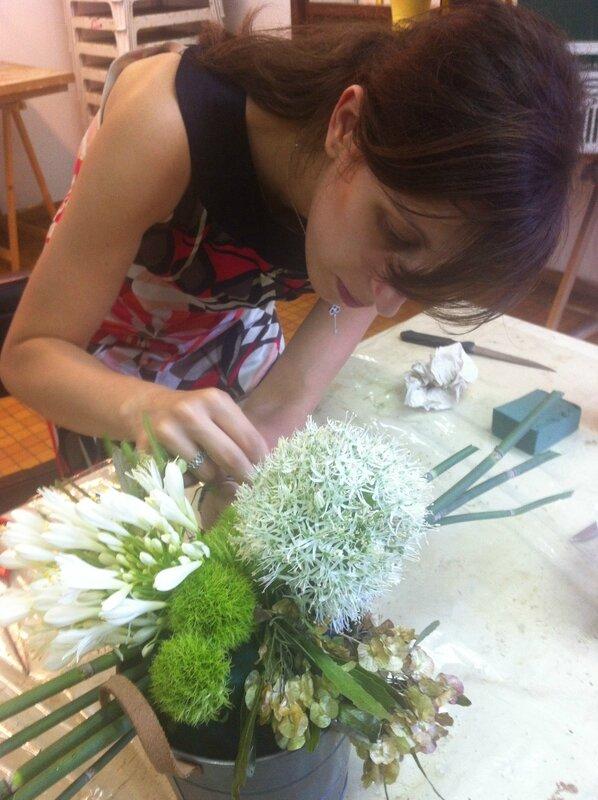 Elo cours d'Art floral (3)
