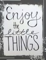 enjoy little things1