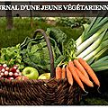 Journal d'une jeune vgtarienne