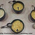 Sauces pour fondue