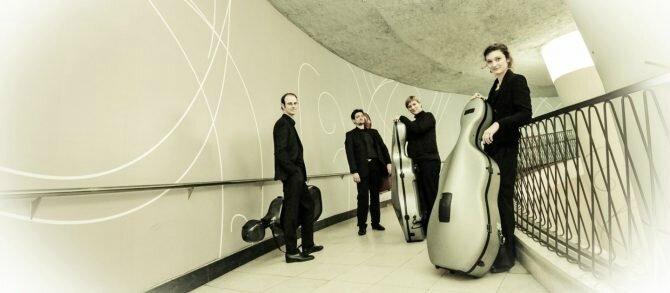 Pour son dernier concert de la saison, Open Music en collaboration avec le CCCW reçoit le Quatuor Tetracelli ce dimanche 11 juin
