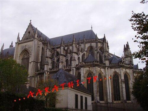 Le château des ducs de Bretagne - Nantes