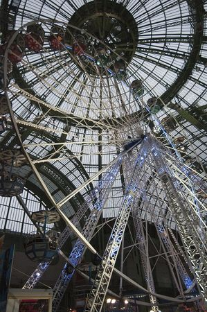 Grand Palais Fête Foraine 109