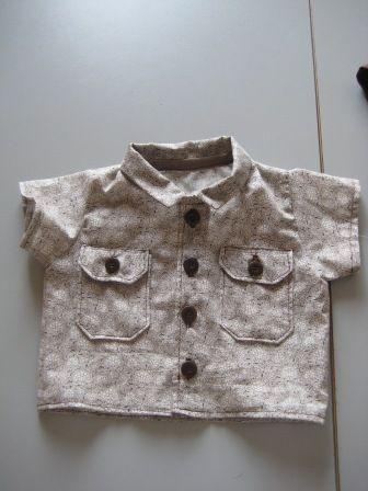 chemise 3 mois