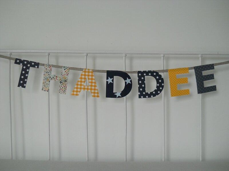 D co de chambre pour thadd e b b coton boutique en ligne - Decoration chambre en ligne ...