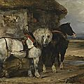 An important early work by eugène delacroix is donated to the neue pinakothek