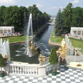jardin PETERHOF castle
