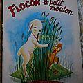 Flocon, le petit mouton 1956