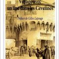 LIVRE : Voyage avec un ne dans les Cvennes (Travels with a donkey in the Cvennes) de Robert Louis Stevenson - 1879