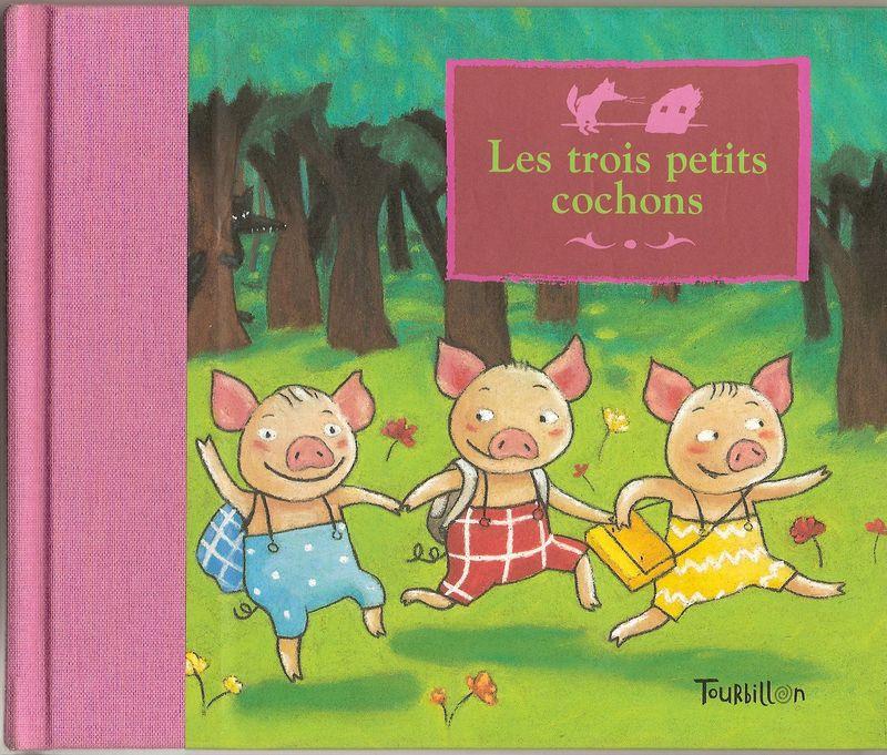 couverture livre 3petit cochons version 1