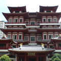Temple Bouddhiste à Chinatown
