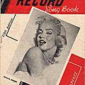 Record song book (usa) 2012