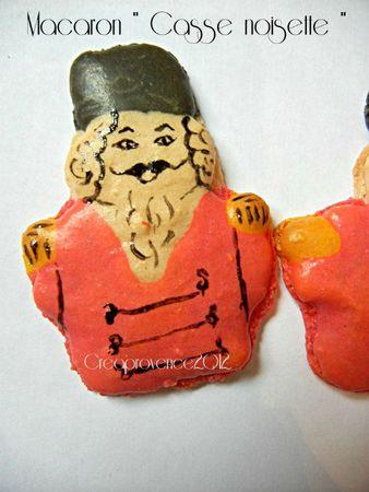 macaron casse noisette