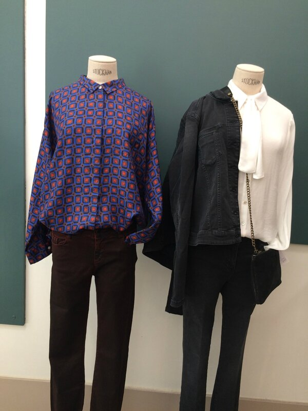 Jeans WAS, MAY JUNE, Chloé STORA, B YU, ANAE ROSE automne hiver 2016 Boutique Avant Après 29 rue Foch 34000 Montpellier (2)