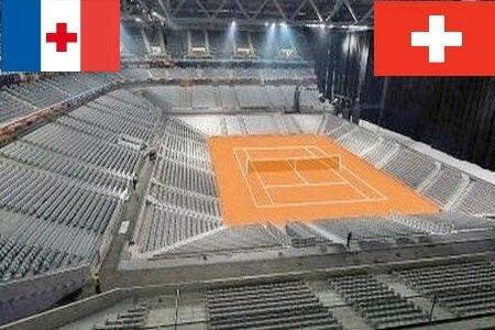 Coupe Davis à Lille