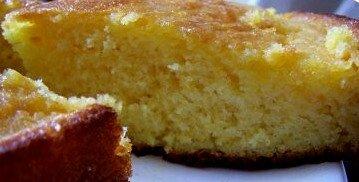 Gâteau à l'orange_autre article