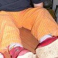Pantalon taille élastique 2 ans