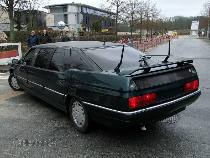 citroen xm limousine-2