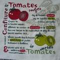 Confiture de tomates - Lilipoints