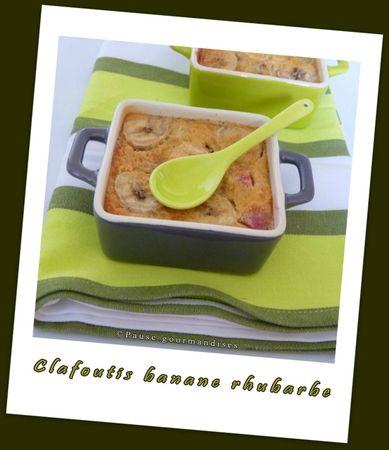 Clafoutis banane rhubarbe (16)