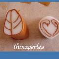 Canes Transparentes - ThinaPerles