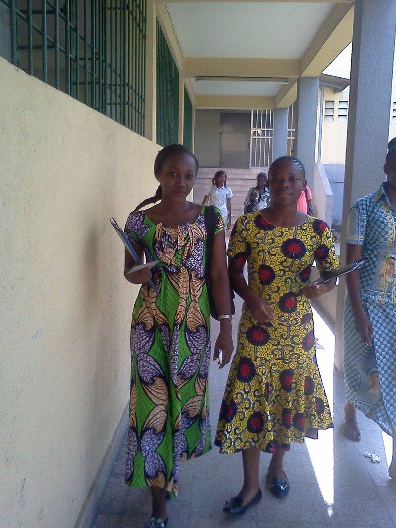 Rencontre des filles a kinshasa