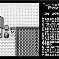 Twitch plays pokémon, humanité et chaos.