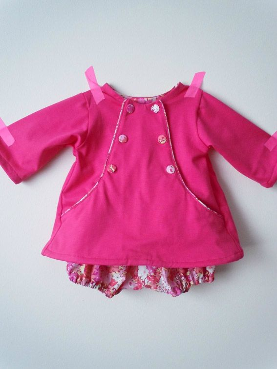 Tenue Junebug Dress-bloomrt3M 1-2