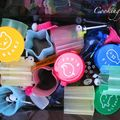 Piques, cups, flacons et autres emporte-pièces